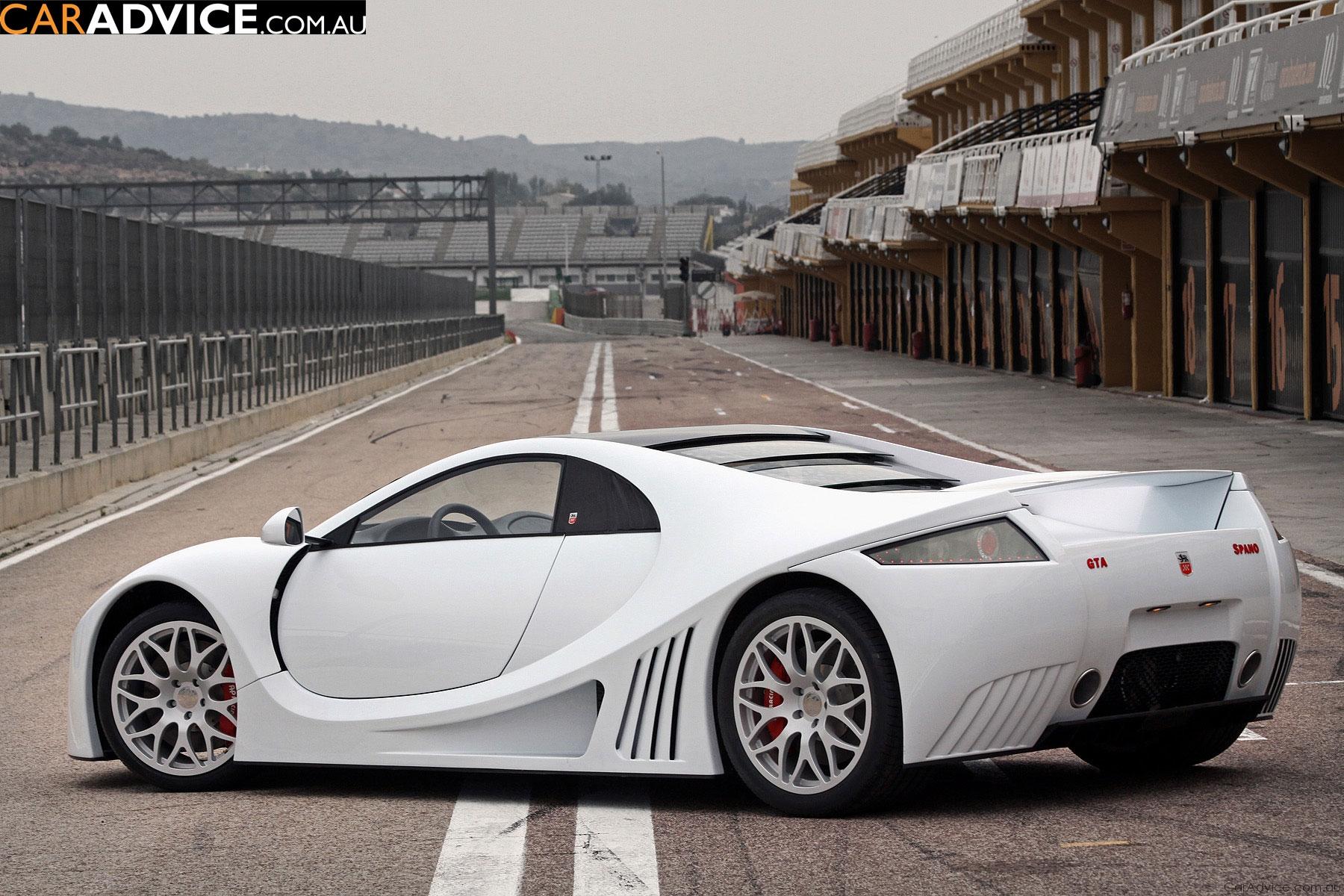 Gta spano review photos caradvice for Max motor dreams cost