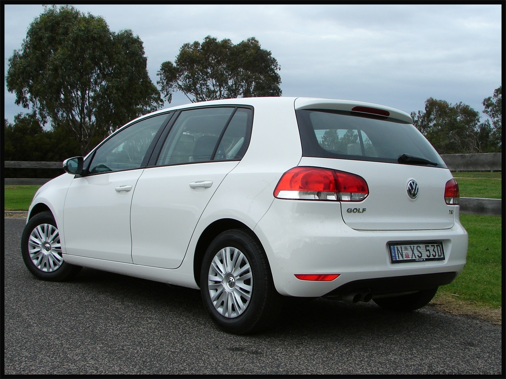 2009 Volkswagen Golf Review Amp Road Test Caradvice