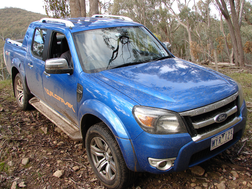 ford ranger wildtrak review road test photos caradvice. Black Bedroom Furniture Sets. Home Design Ideas