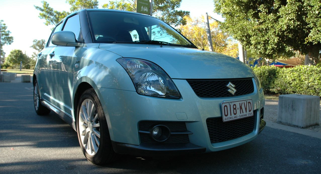 suzuki swift sport review road test caradvice. Black Bedroom Furniture Sets. Home Design Ideas