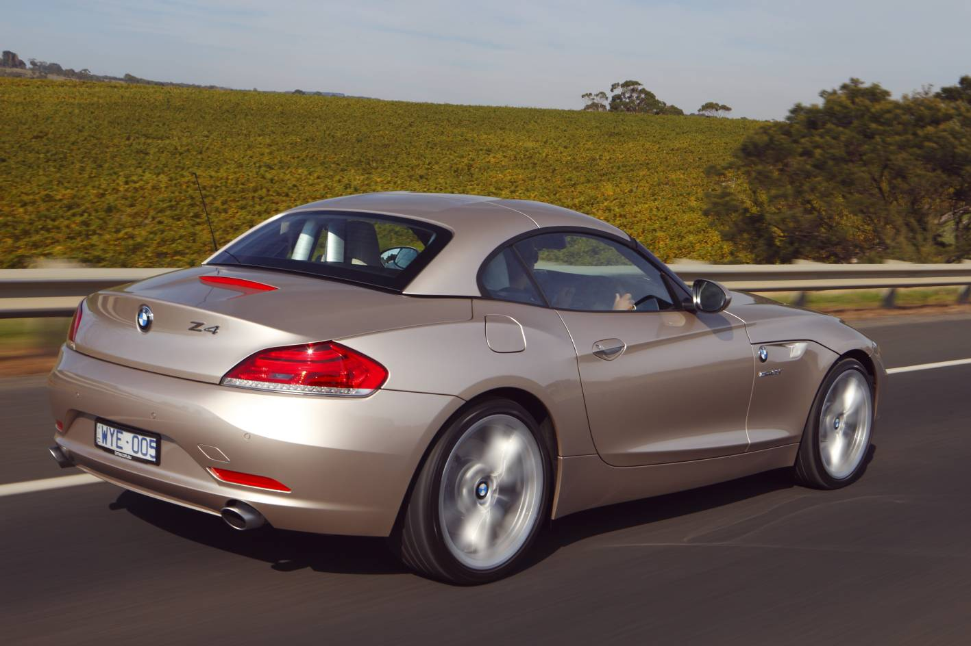 Bmw Z4 Review Amp Road Test Photos Caradvice