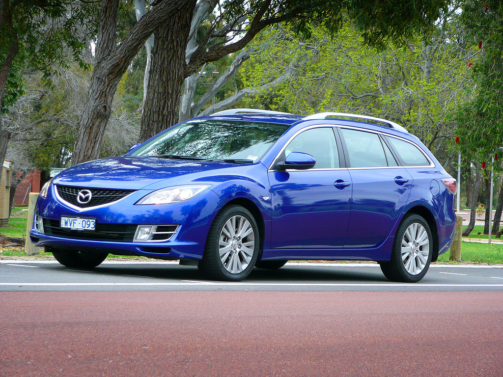 mazda6 review road test photos caradvice. Black Bedroom Furniture Sets. Home Design Ideas