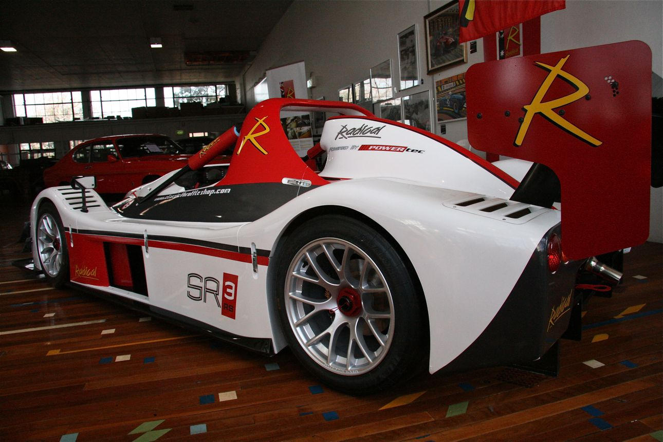 Radical Track Car Price