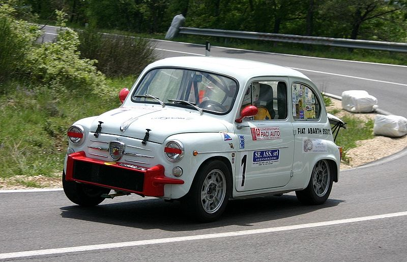 Fiat Abarth 500 R3t Rally Car Photos Caradvice