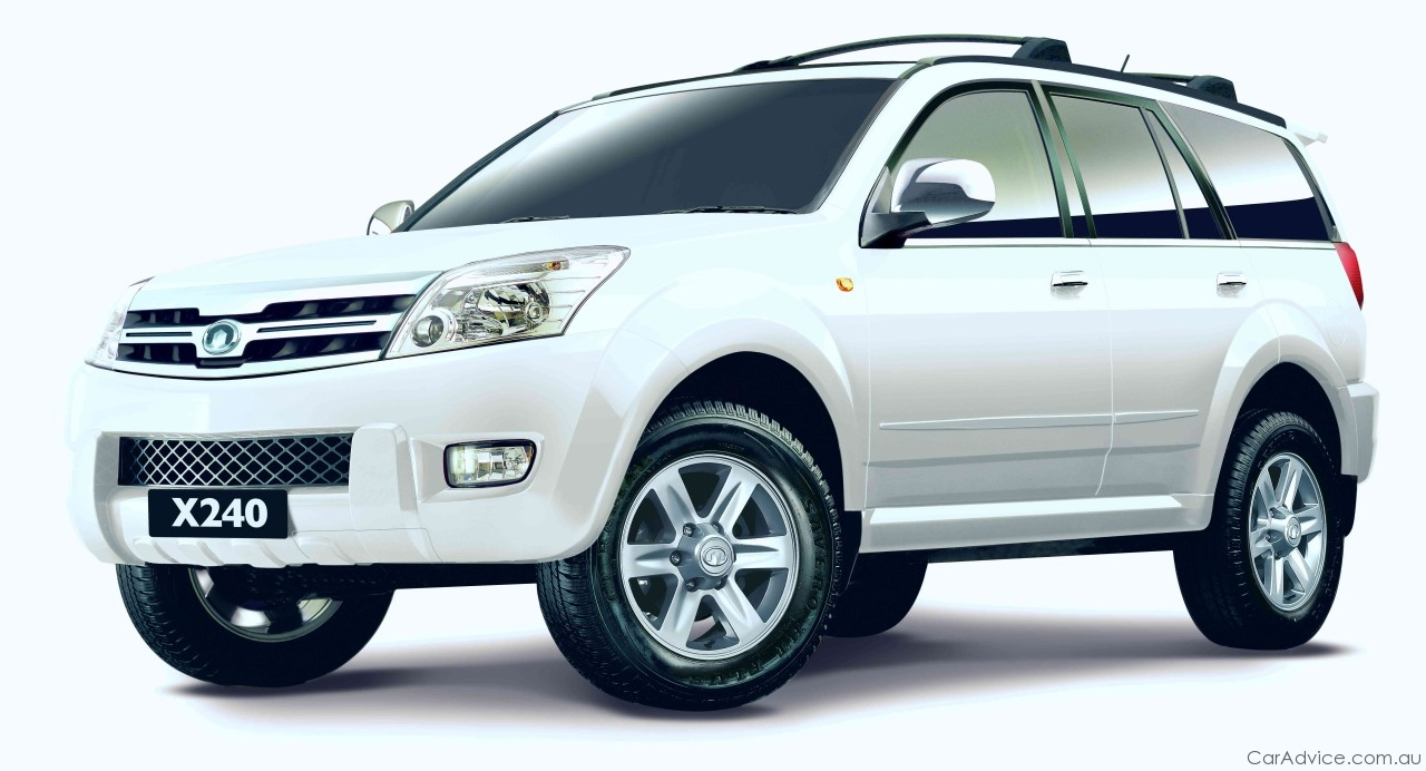 Great Wall Motors X240 4wd Review Photos Caradvice
