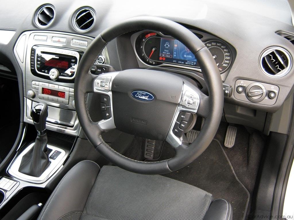 Ford Mondeo Titanium Road Test Amp Reivew Photos Caradvice