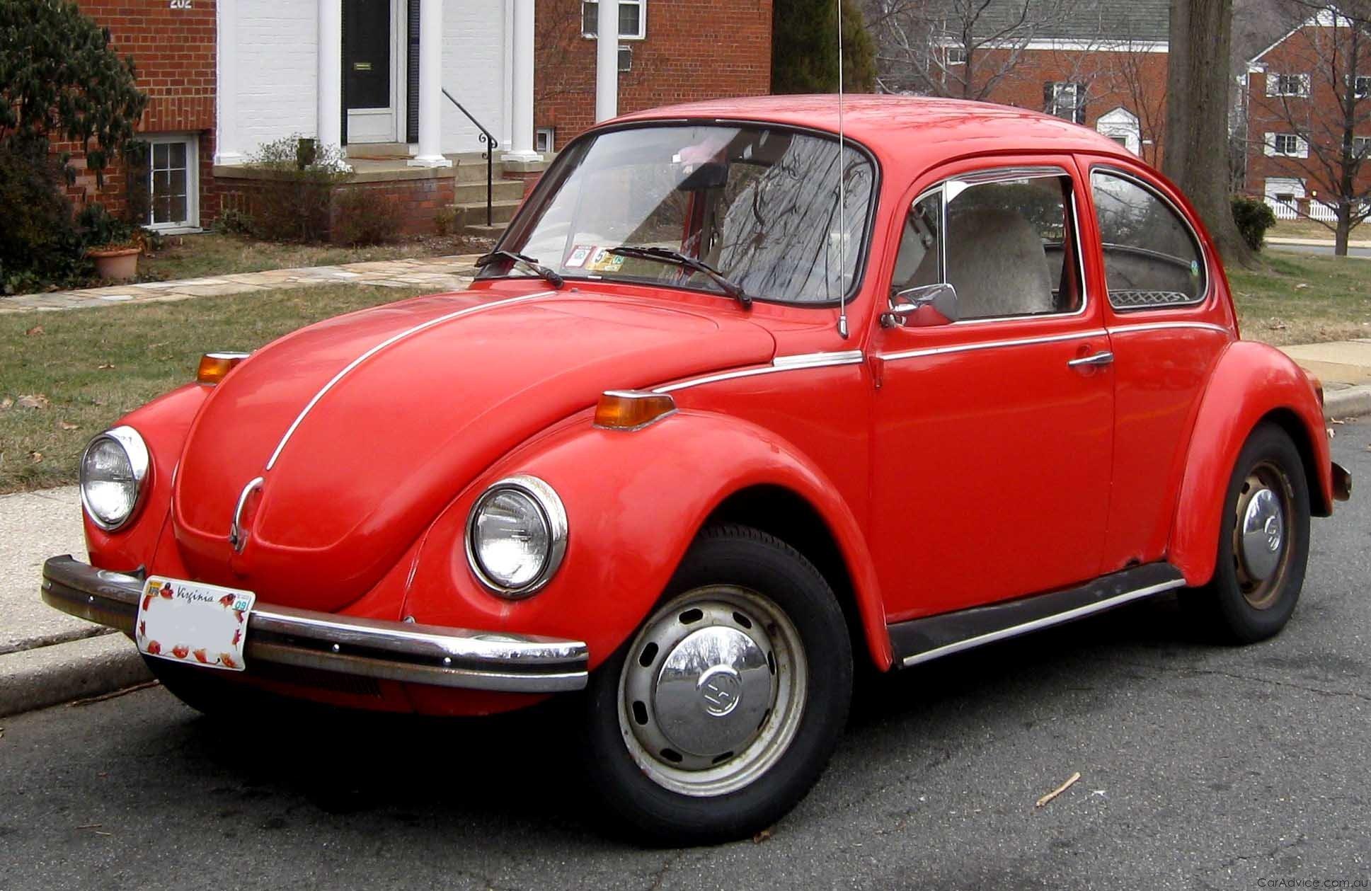 Volkswagen Beetle Germany's most popular classic car ...