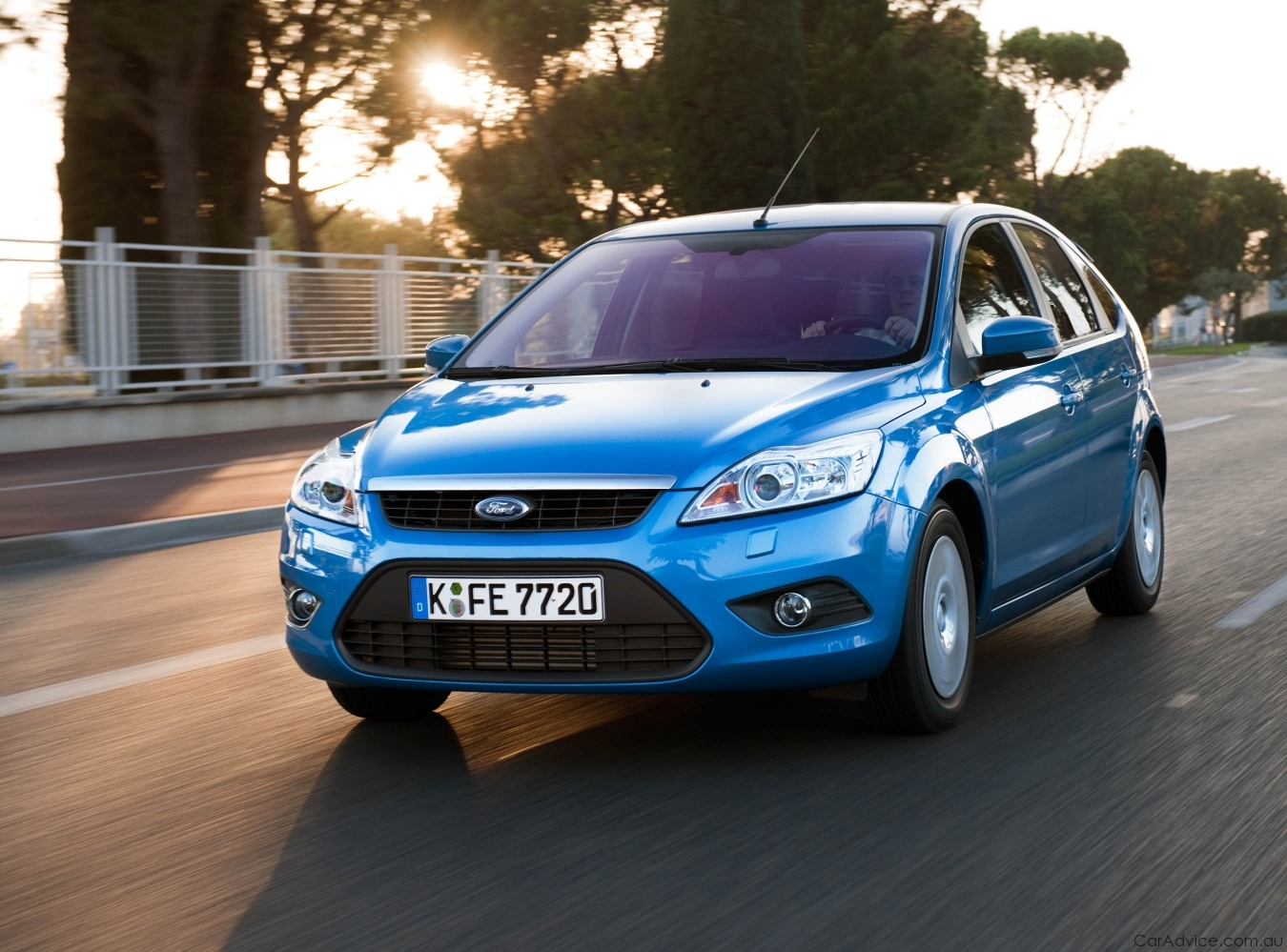 2010 Ford Focus Econetic Revealed Australian Model