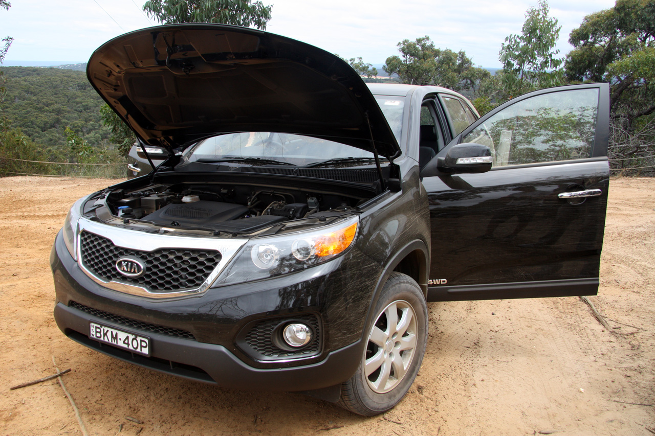 kia sorento review long term update caradvice. Black Bedroom Furniture Sets. Home Design Ideas