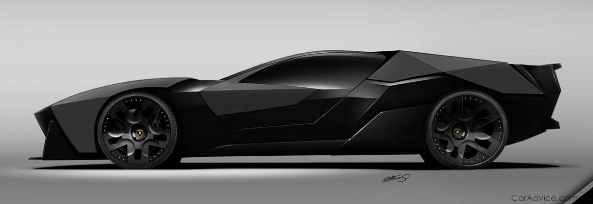 Lamborghini Ankonian And Madura Rendered Speculation