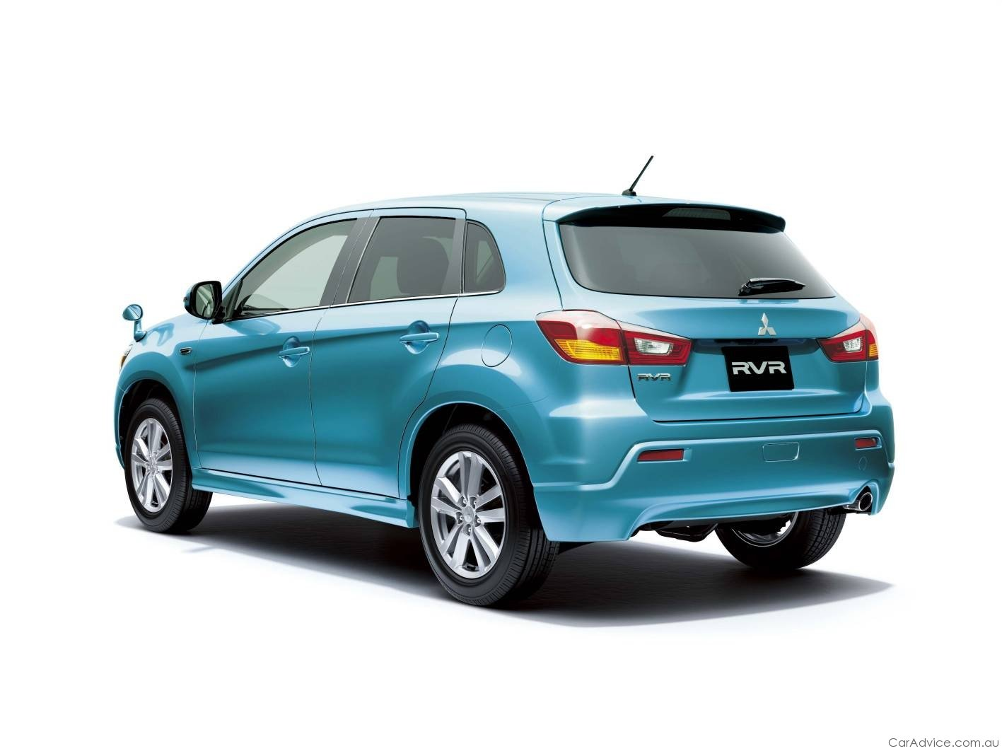 Mitsubishi RVR compact crossover launched - Photos