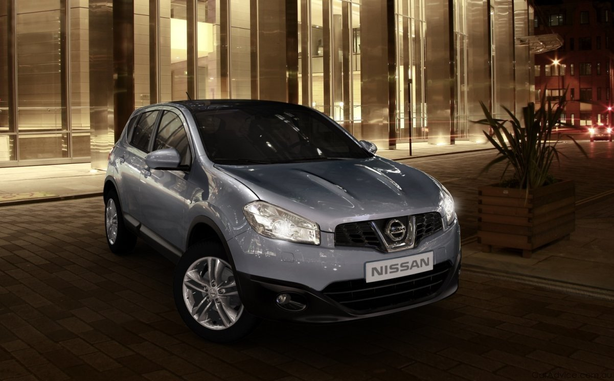 2010 Nissan Dualis & Dualis + 2 confirmed - photos | CarAdvice