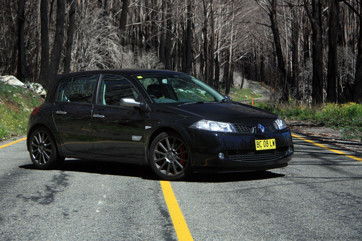 Renault Sport Megane 225 Review Amp Road Test Photos