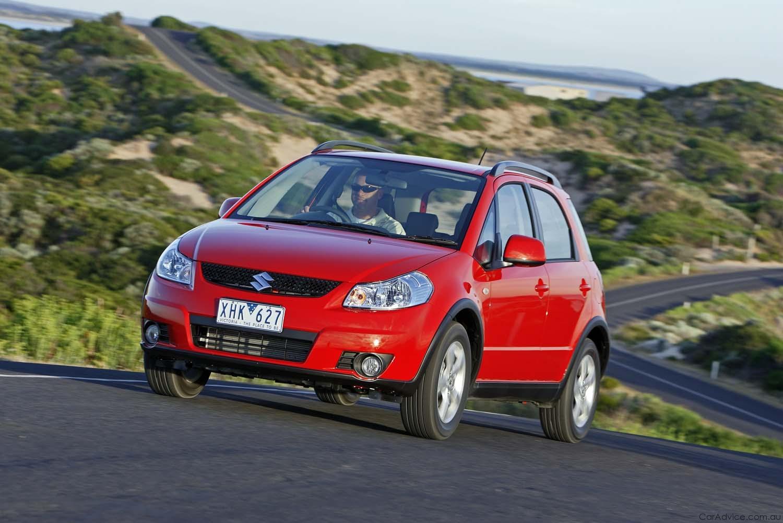 Mazda Cx 5 Awd >> Suzuki SX4 Review - photos | CarAdvice