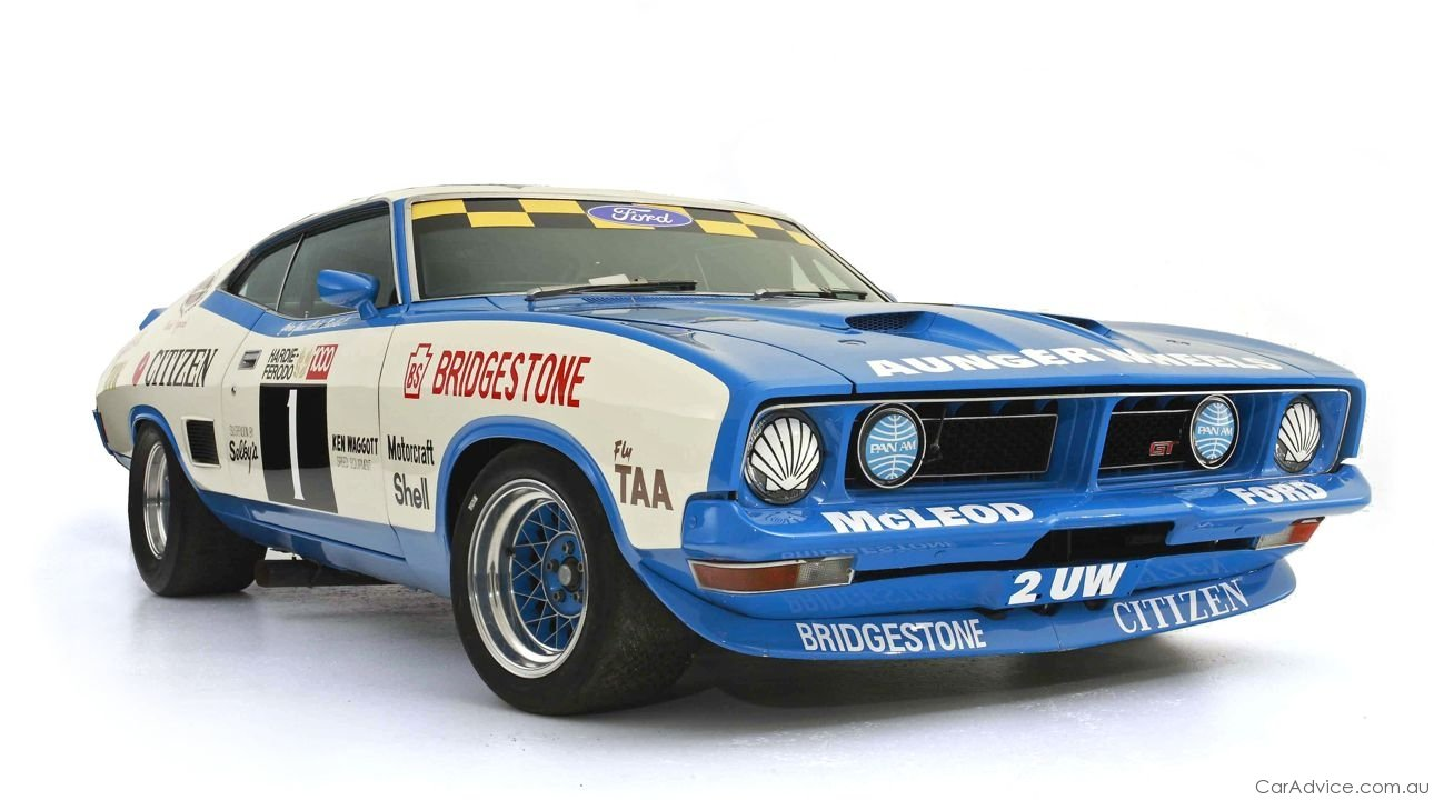 Ford XB Falcon GT Hardtop - photos | CarAdvice