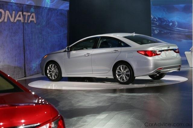 2011 Hyundai Sonata Recall Photos Caradvice
