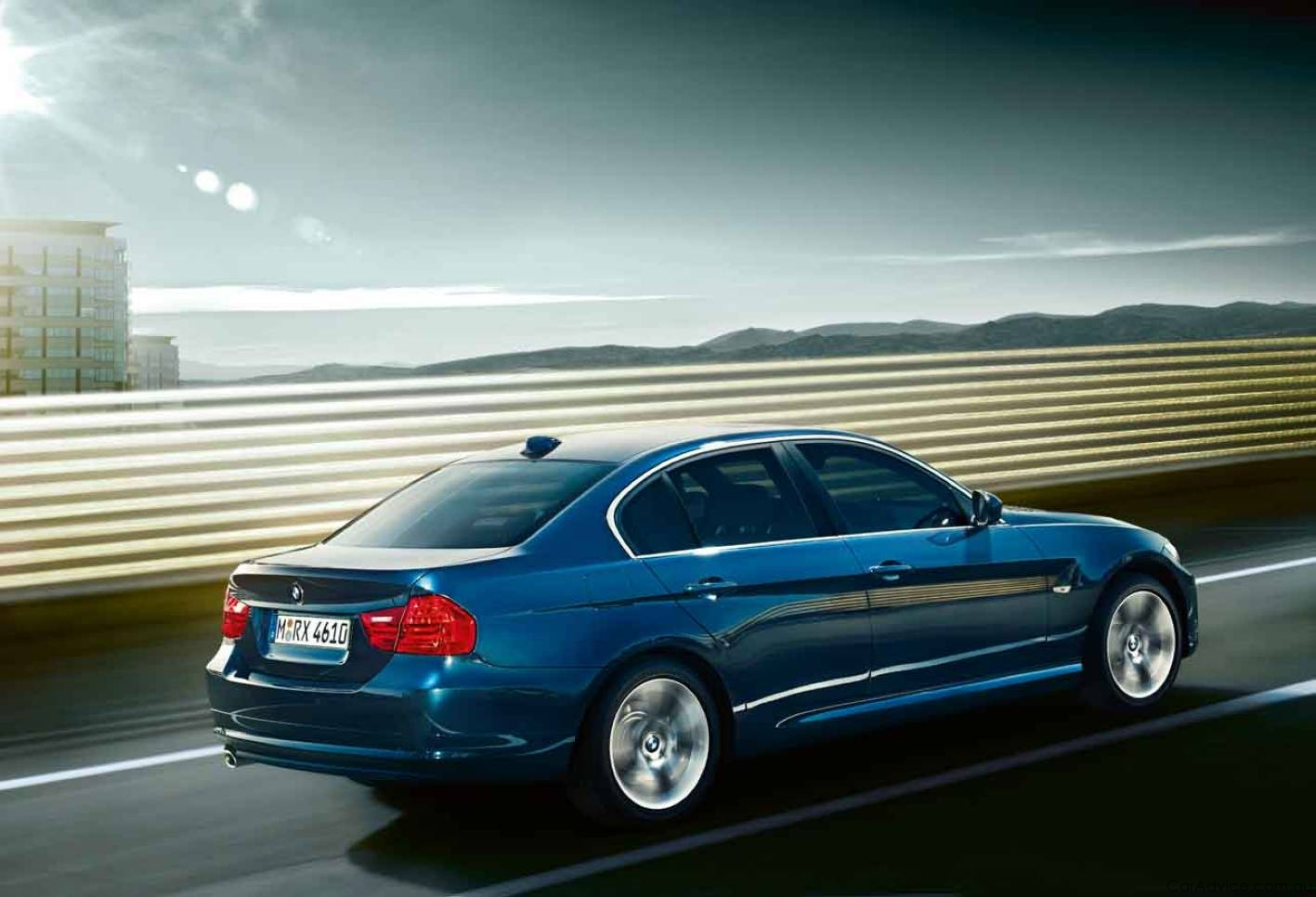 Bmw 3 Series Range Revised With Two New Model Grades