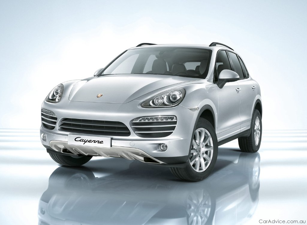 porsche cayenne new model pricing announced photos caradvice. Black Bedroom Furniture Sets. Home Design Ideas