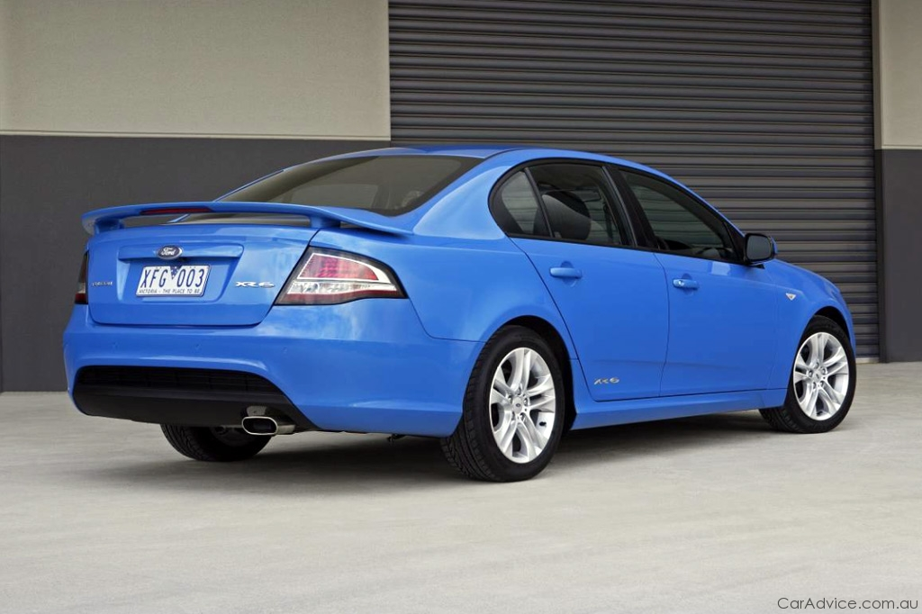 Ford Falcon Xr6 Review Amp Road Test Photos Caradvice
