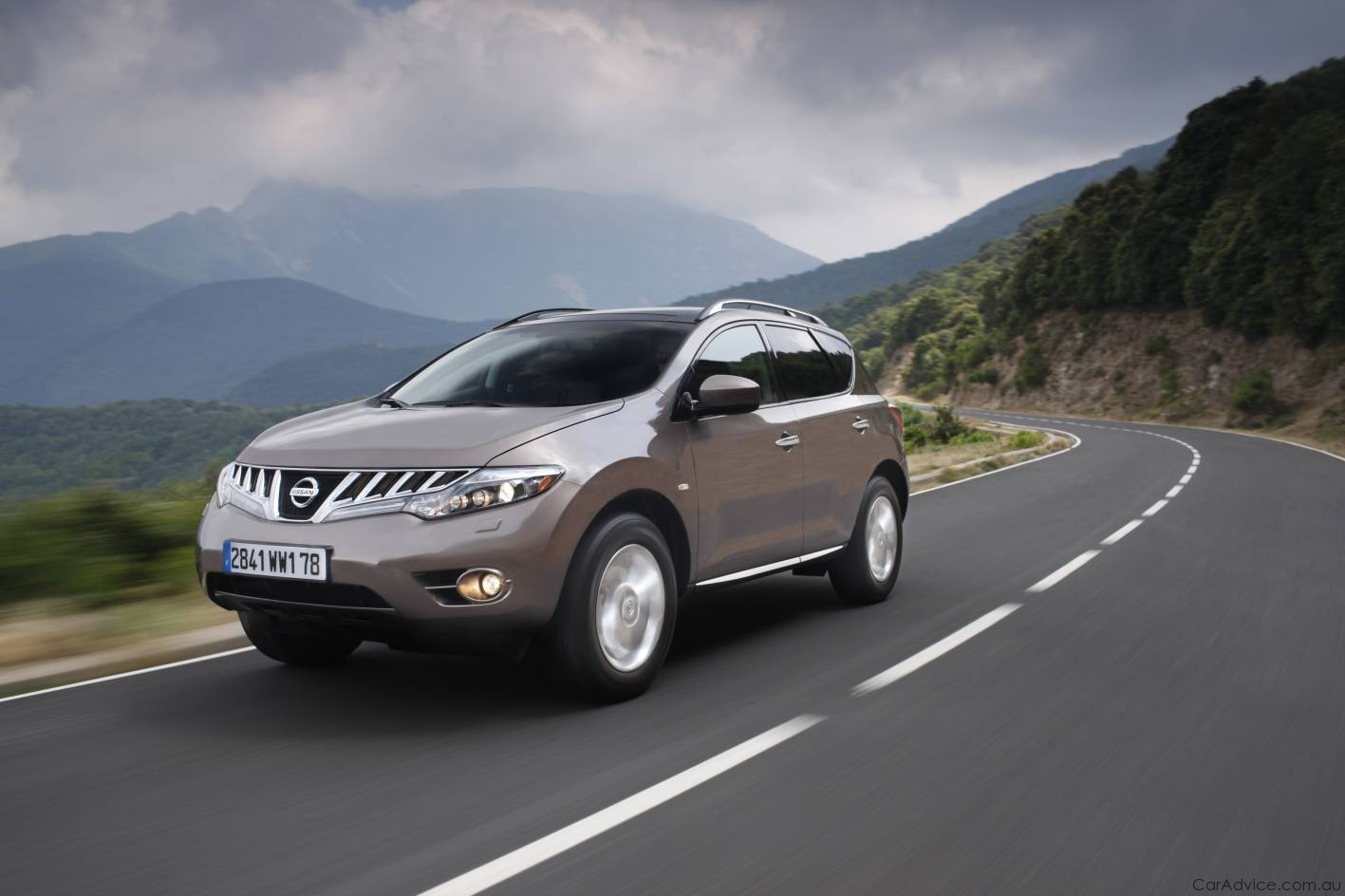 2010 Nissan Murano Updated Photos Caradvice