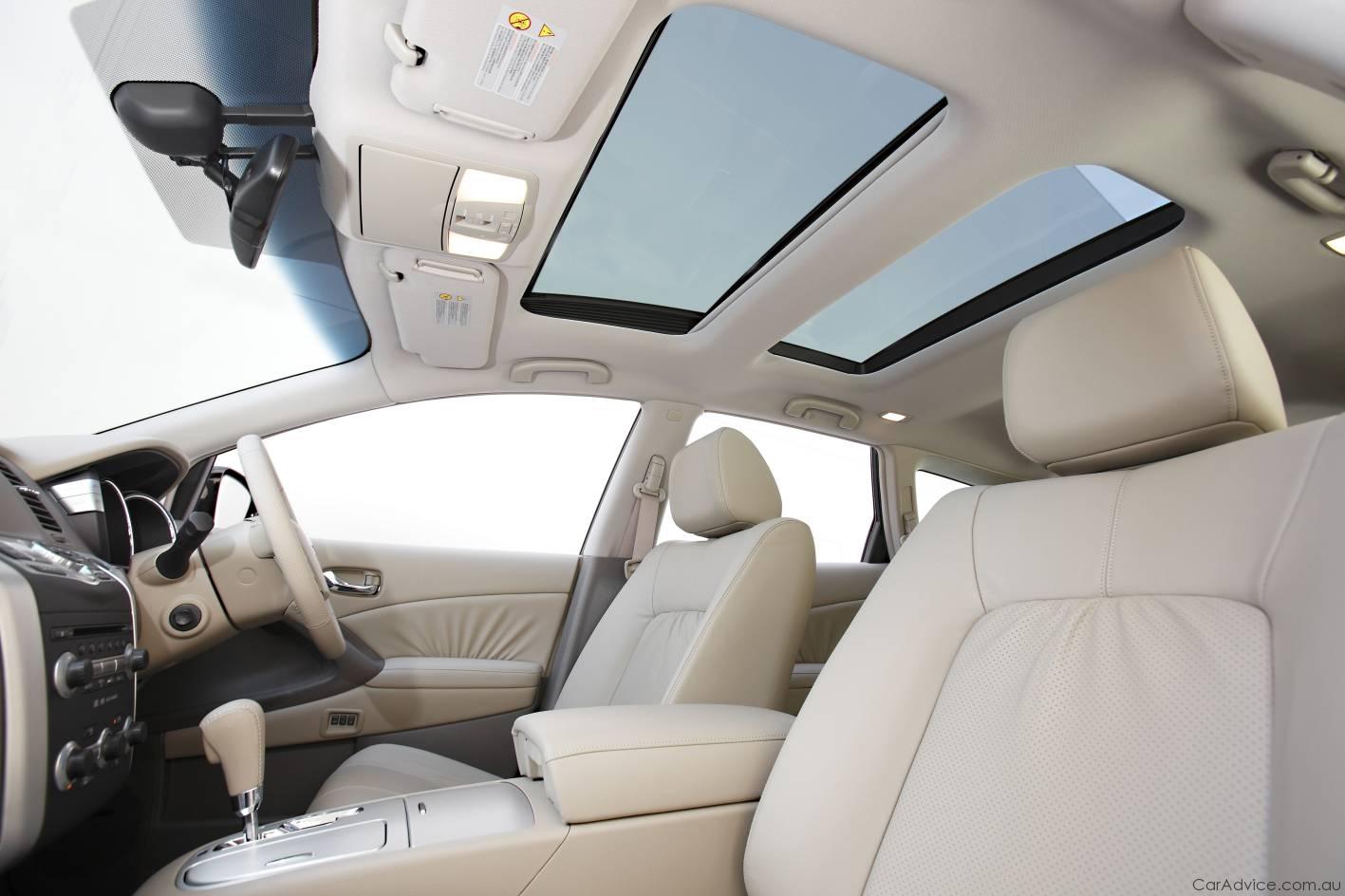 2010 Nissan Murano Updated