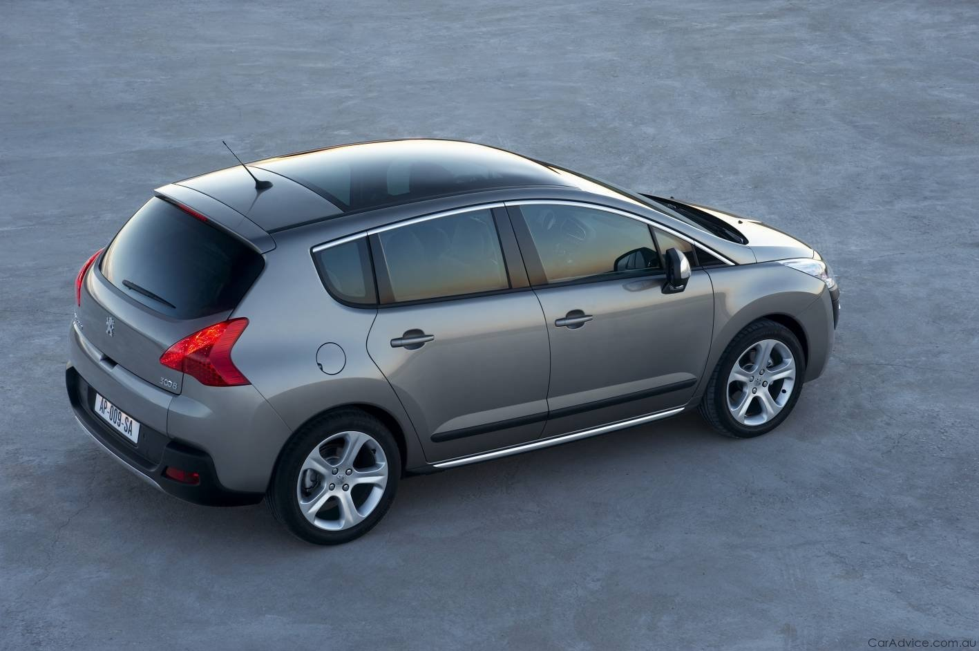 peugeot 3008 compact suv launching in may photos caradvice. Black Bedroom Furniture Sets. Home Design Ideas