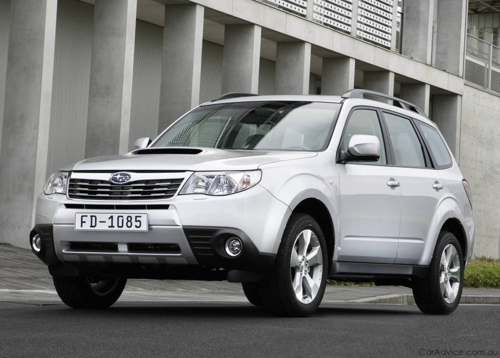 Subaru Forester Diesel Confirmed - photos | CarAdvice
