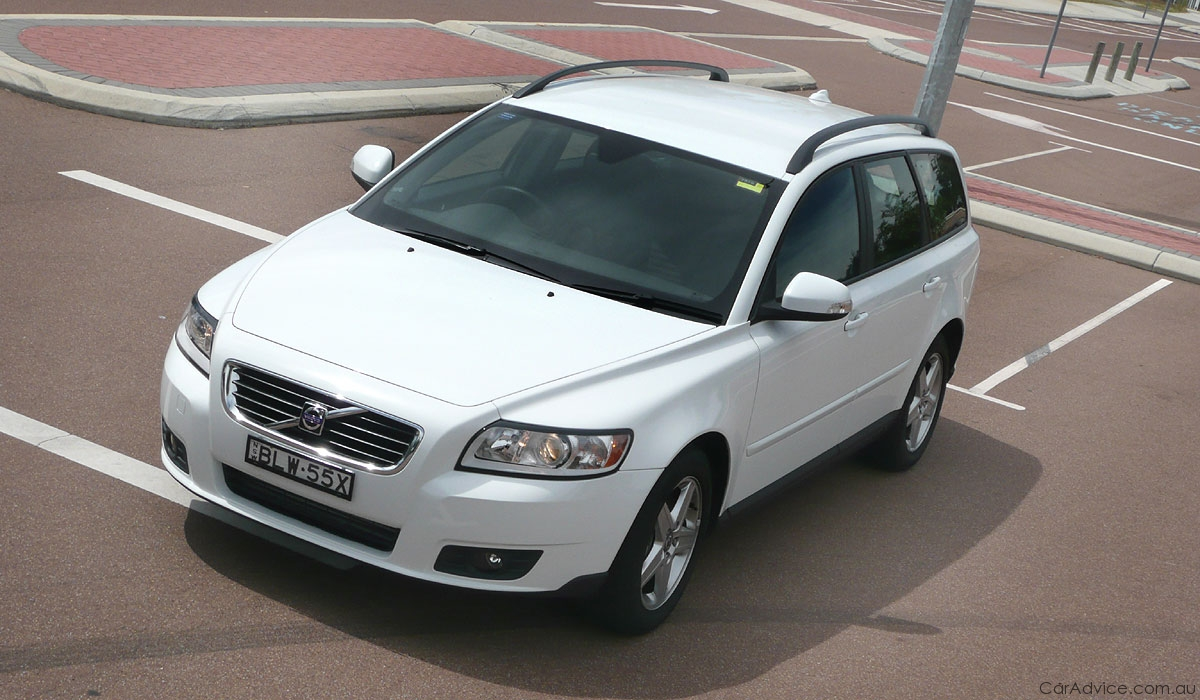 Volvo V50 Review & Road Test - photos   CarAdvice