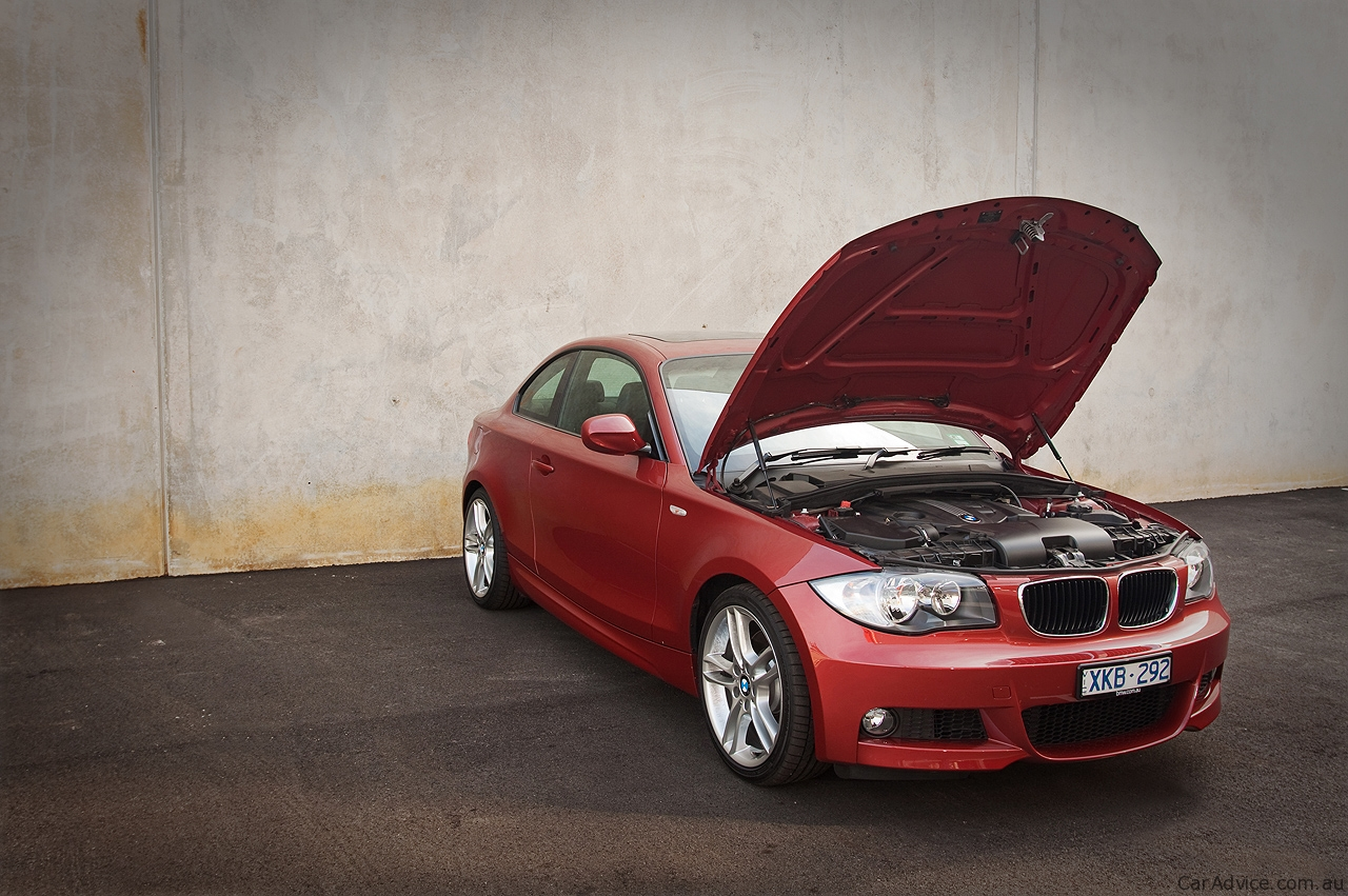 Bmw 123d Coupe Review Amp Road Test Photos Caradvice