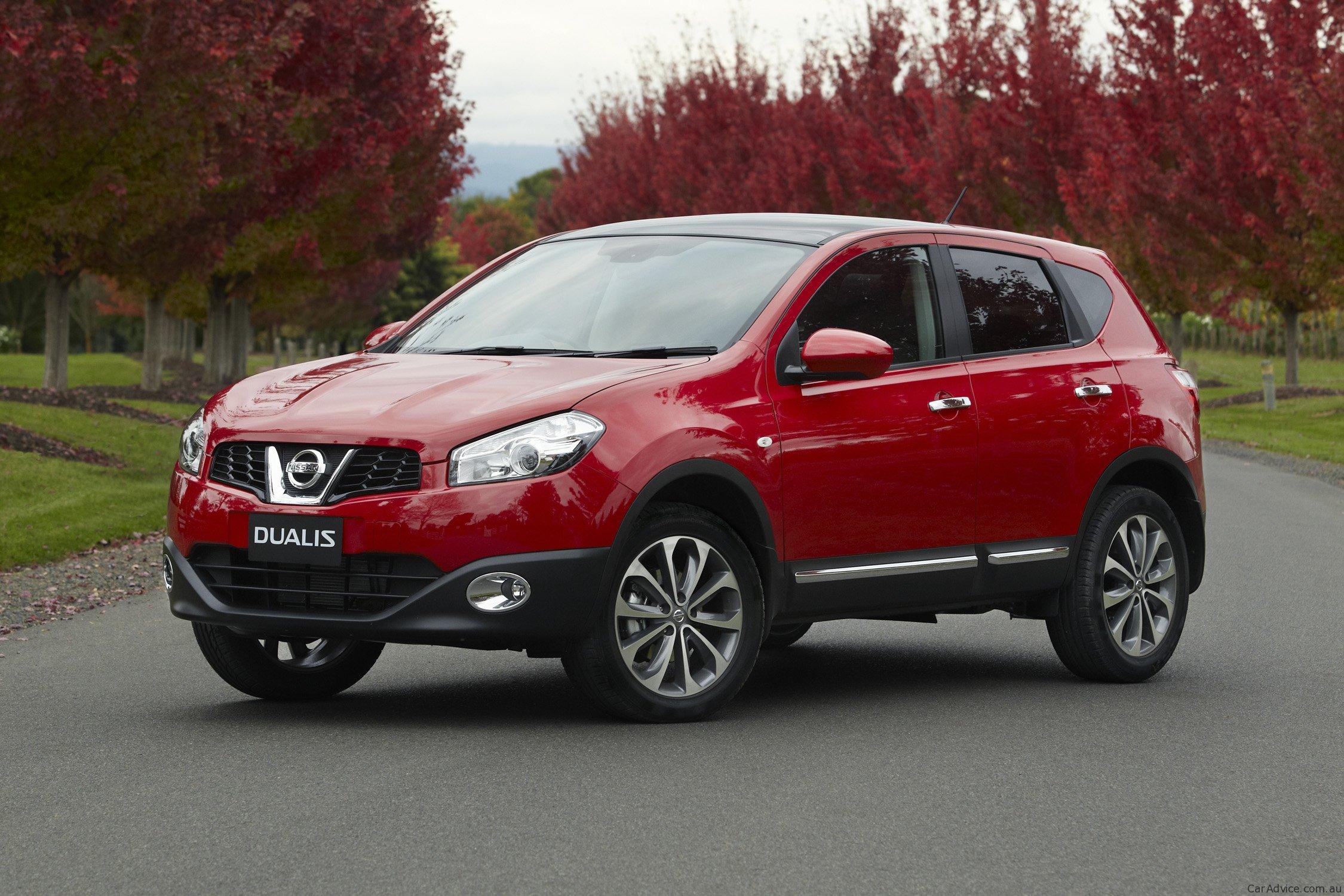 Nissan Dualis Review & Nissan Dualis+2 Review