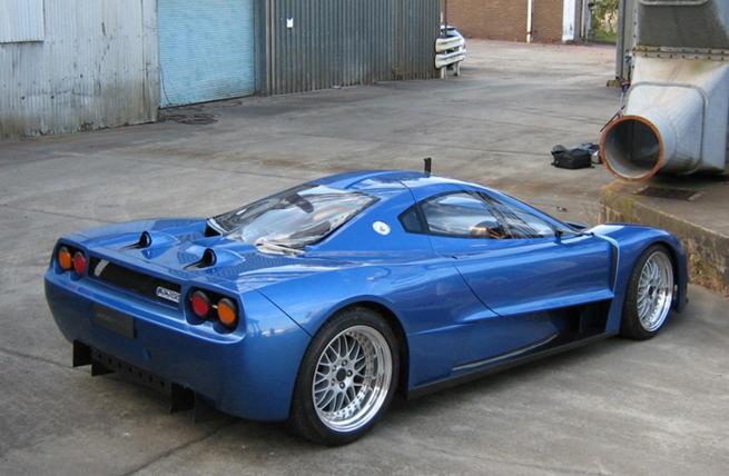 Joss Supercar faster than the Bugatti Veyron? - photos | CarAdvice