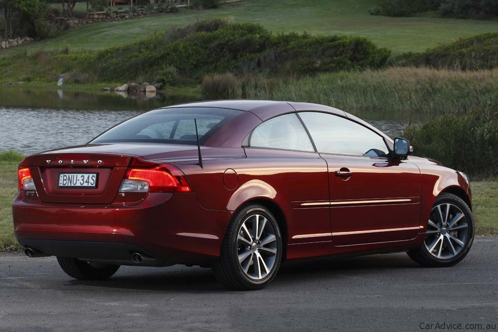 Volvo C70 Review Caradvice