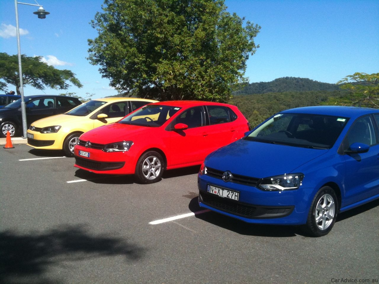 Volkswagen Polo Review Photos Caradvice