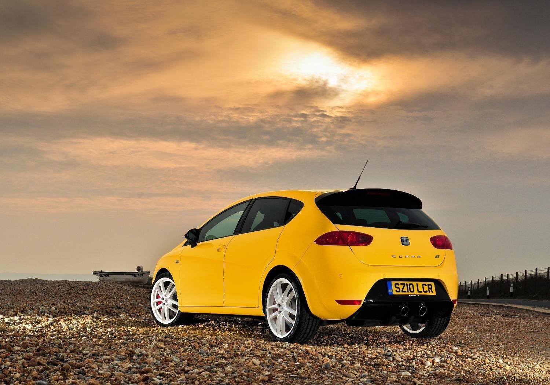 Mazda Cx 3 >> 2010 Seat Leon Cupra R on sale in the UK - Photos (1 of 8)