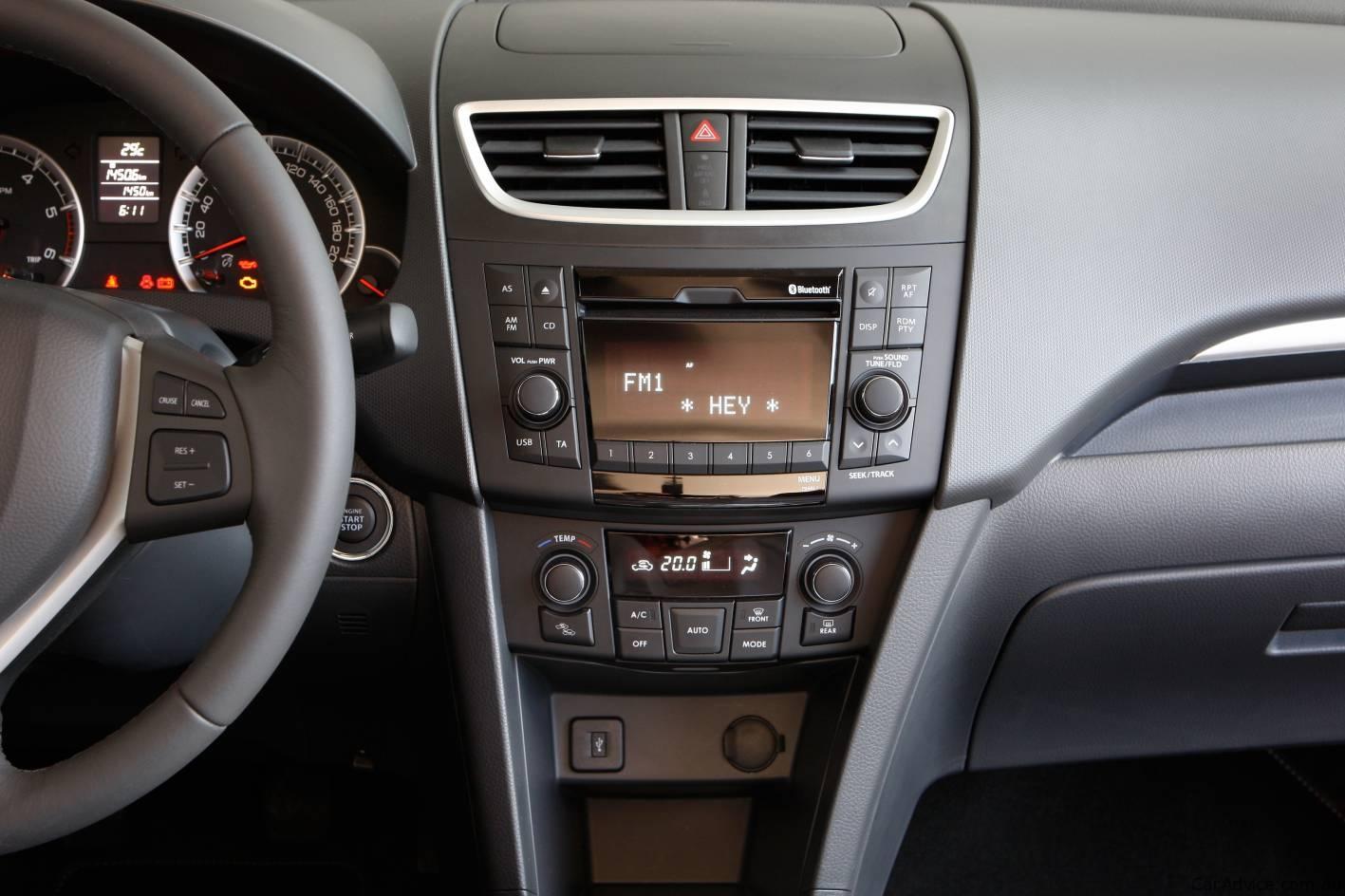 Genesis Sports Car >> 2011 Suzuki Swift interior revealed in new images - photos | CarAdvice