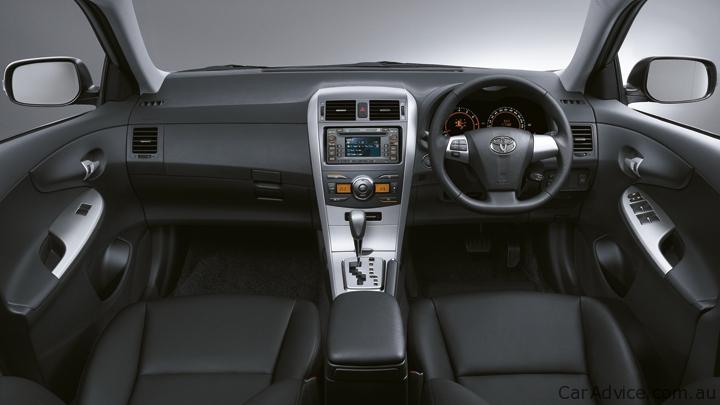Ash Interior 2010 Toyota Corolla LE Photo #55219456 | GTCarLot.com