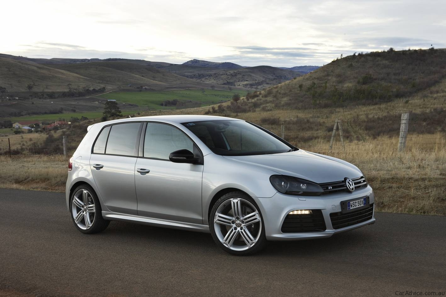 2010 Volkswagen Golf R Launched In Australia Photos