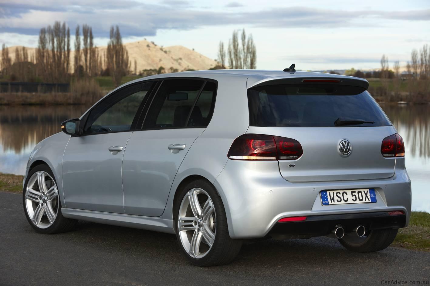 2010 Volkswagen Golf R launched in Australia - photos ...