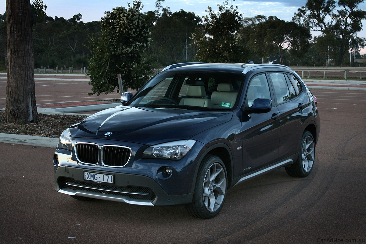 bmw x1 review road test photos caradvice. Black Bedroom Furniture Sets. Home Design Ideas