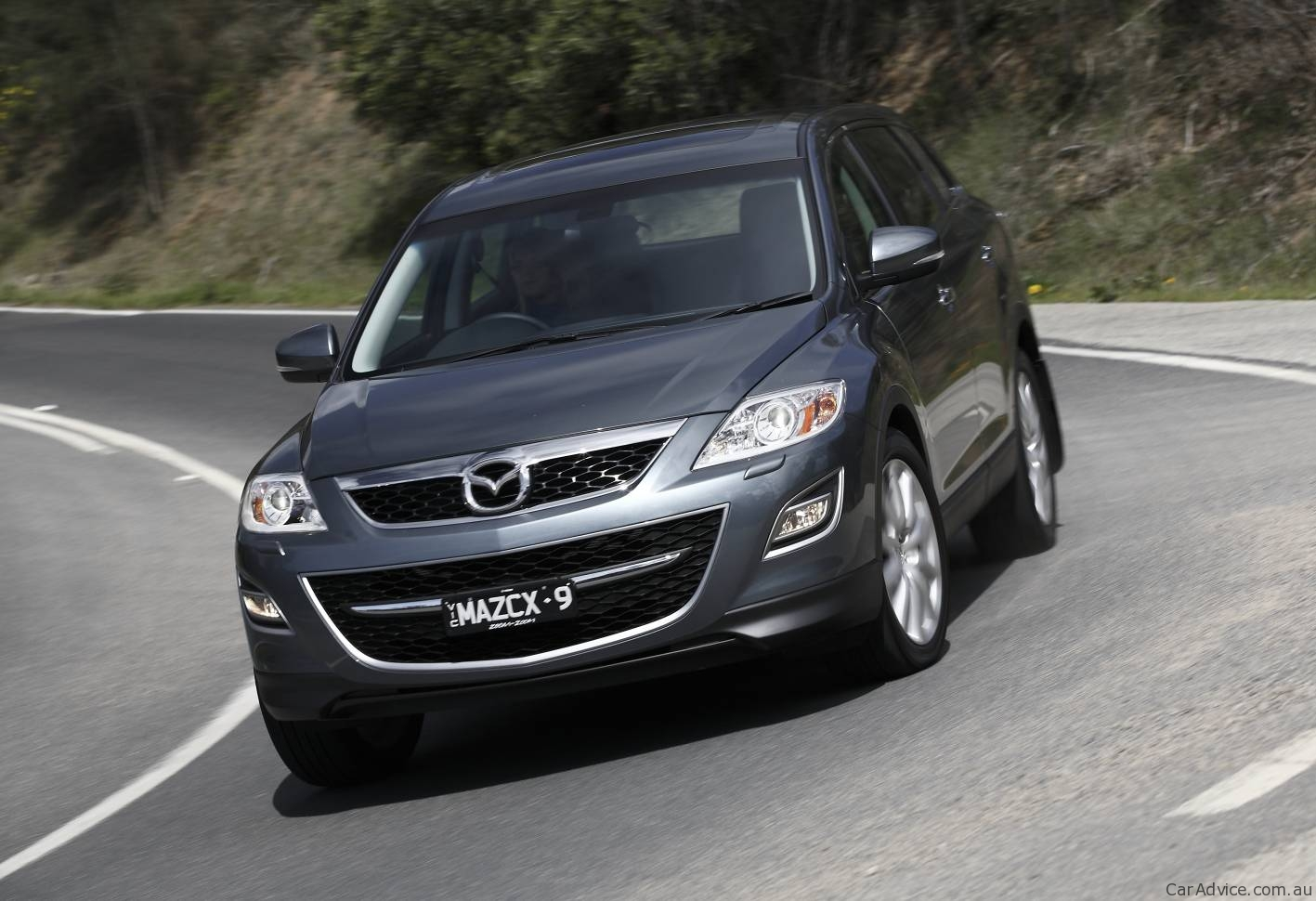 mazda cx 9 review road test photos caradvice. Black Bedroom Furniture Sets. Home Design Ideas