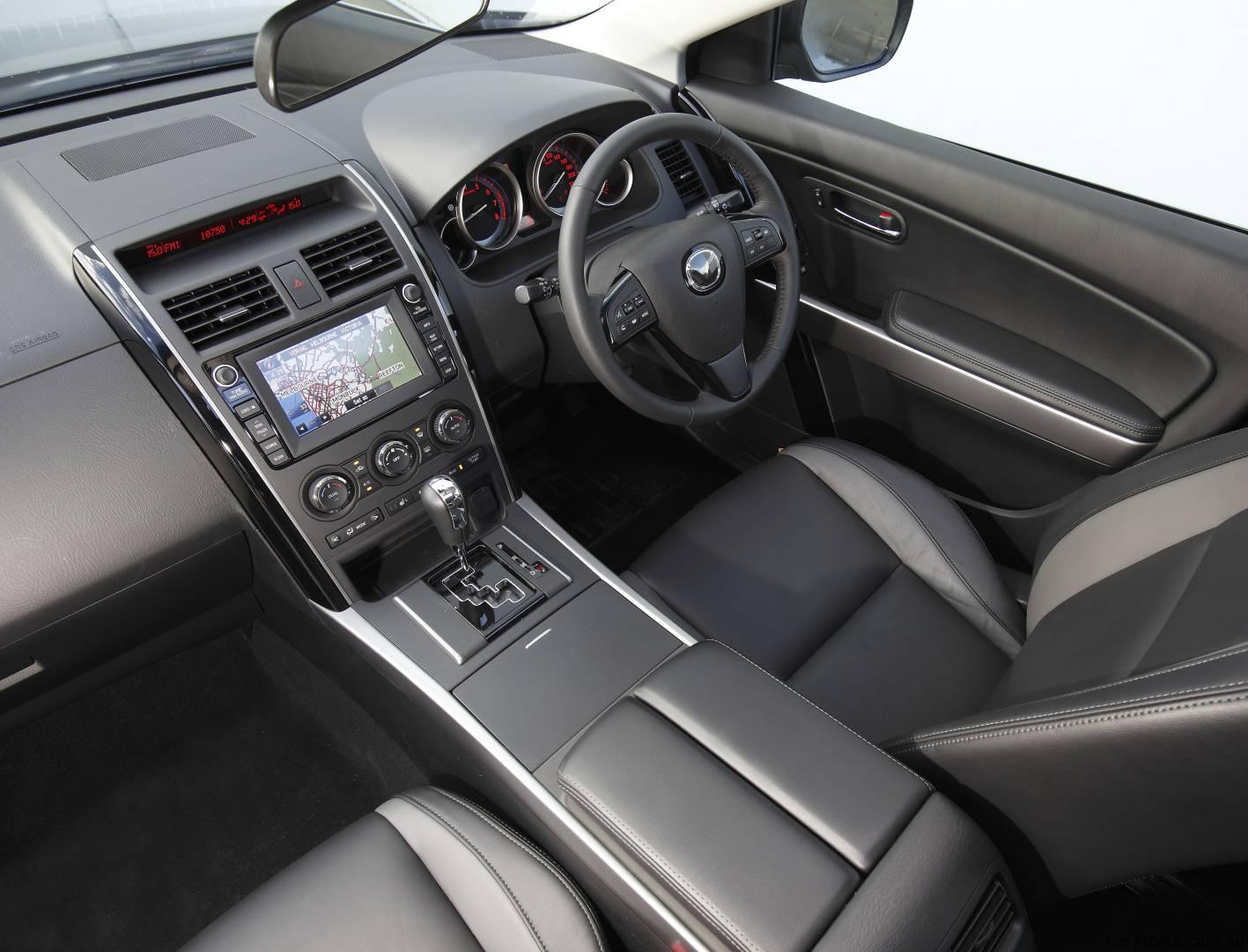 Mazda Cx 9 >> Mazda CX-9 Review & Road Test - photos   CarAdvice