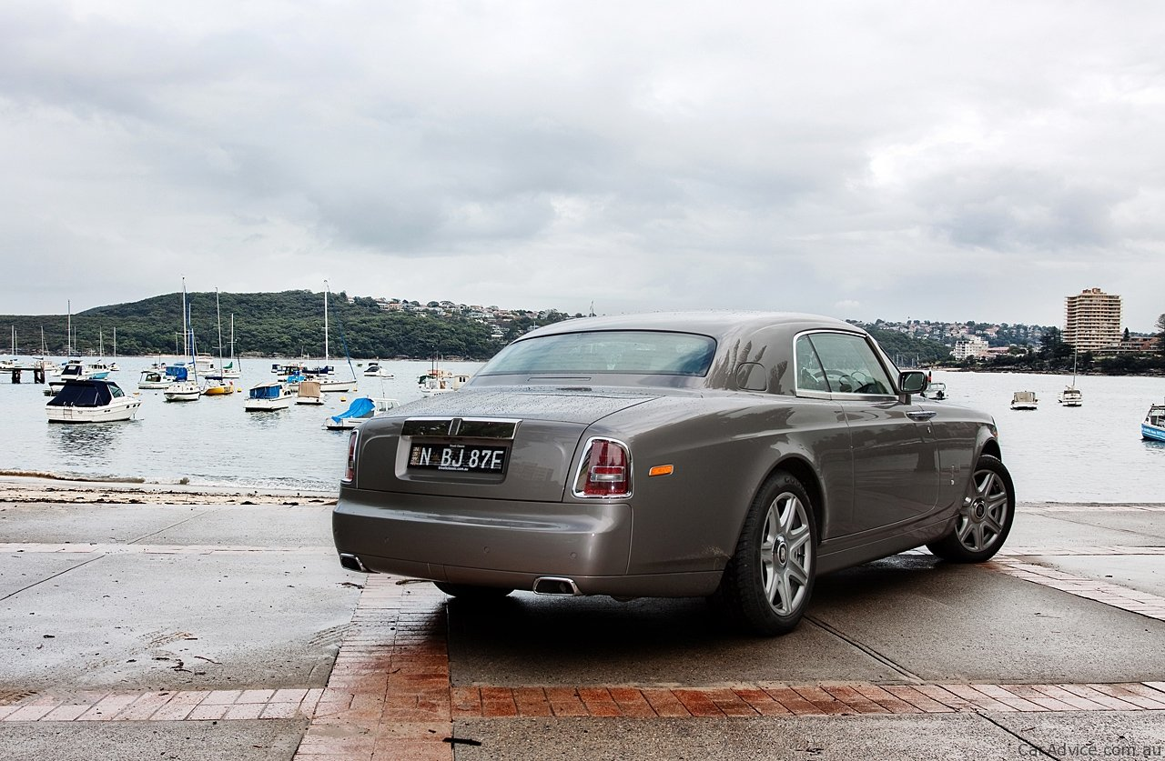 rolls royce phantom coupe review road test caradvice. Black Bedroom Furniture Sets. Home Design Ideas