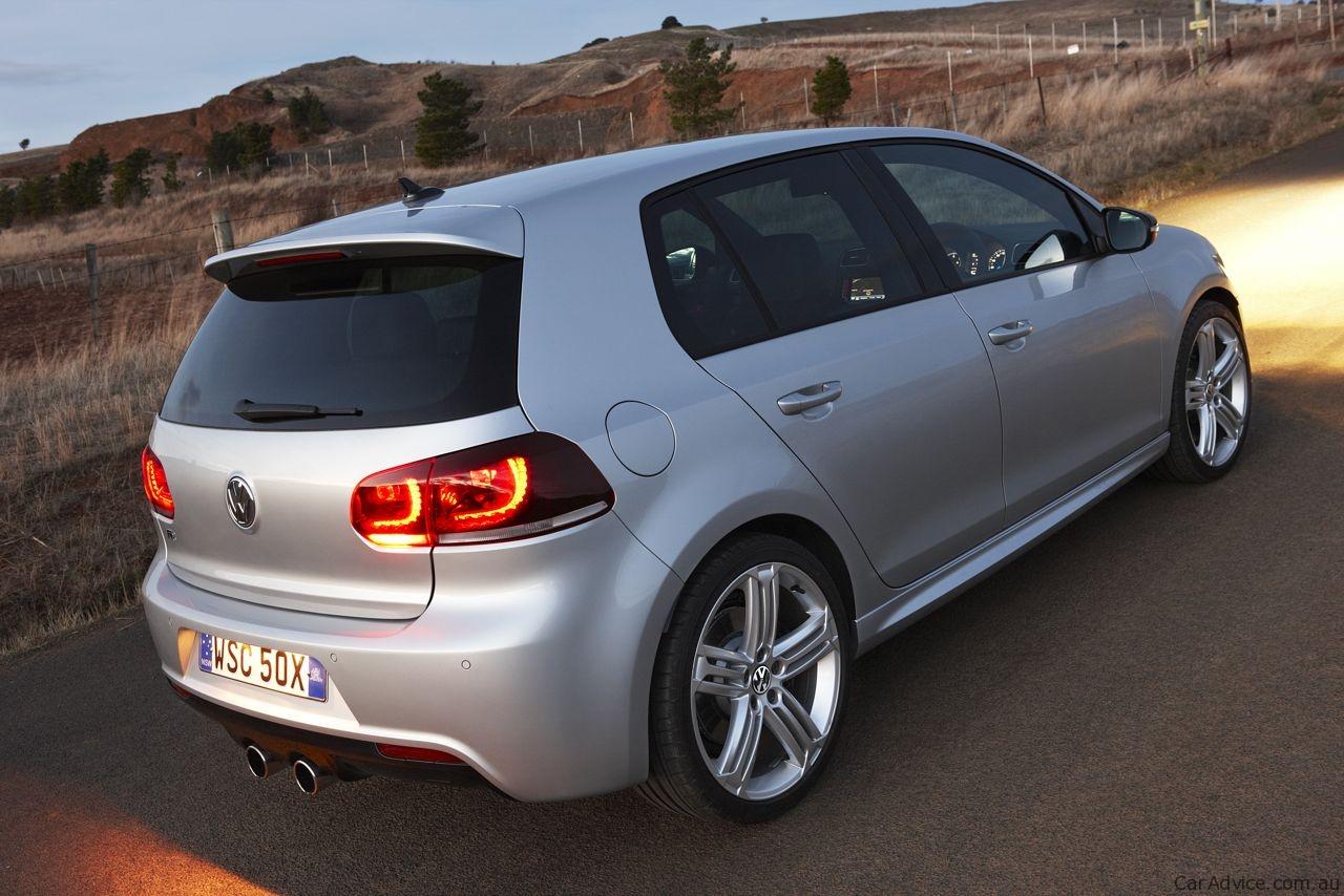 Volkswagen Golf R Review - photos | CarAdvice