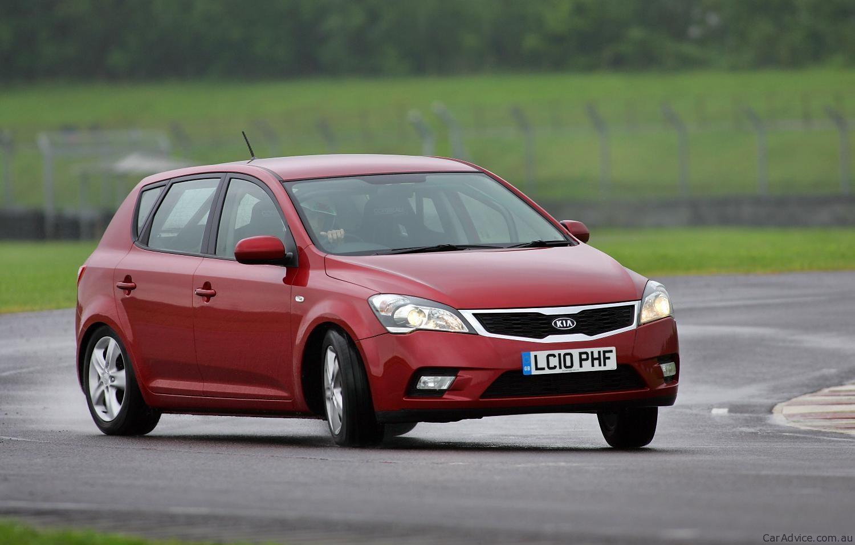 Kia cee'd Top Gear's new Reasonably Priced Car - photos ...