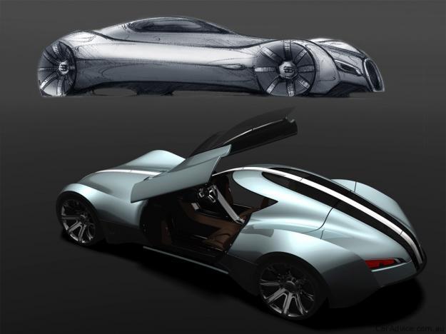 Bugatti Aerolithe Concept Photos Caradvice