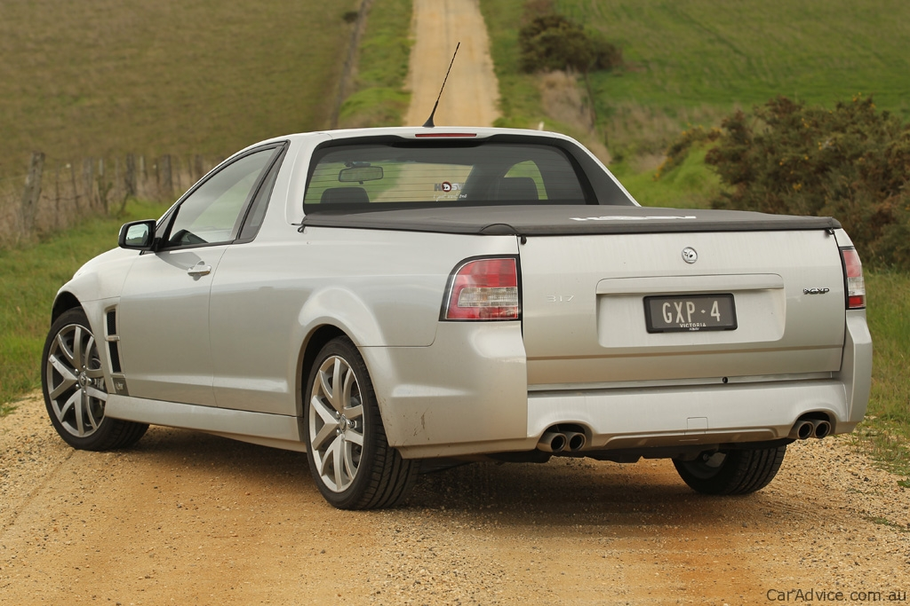 2010 Toyota Corolla S >> 2010 HSV Maloo GXP & Holden Commodore SS V-Series Ute Review - photos | CarAdvice