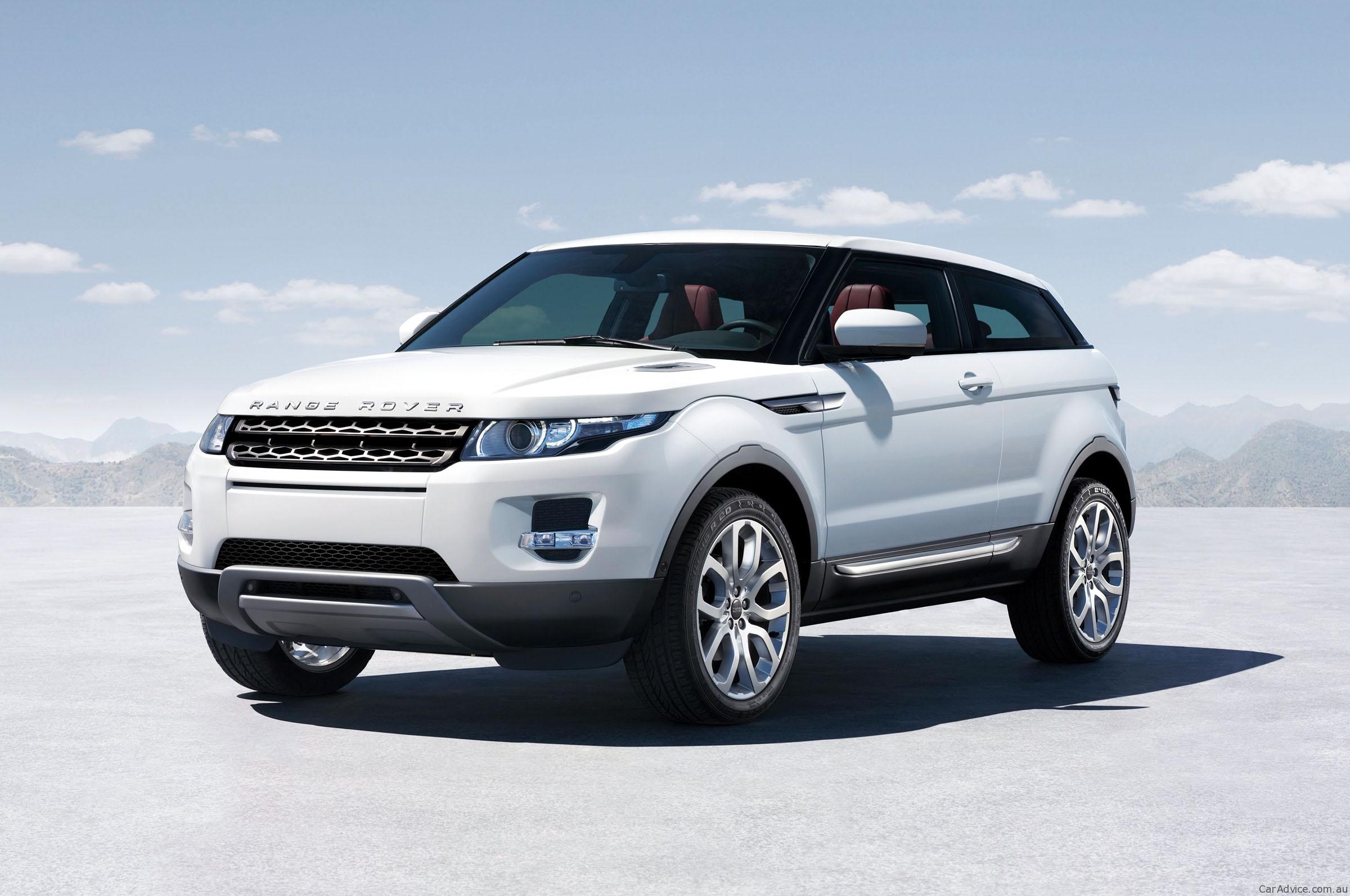 Range Rover Evoque - Report