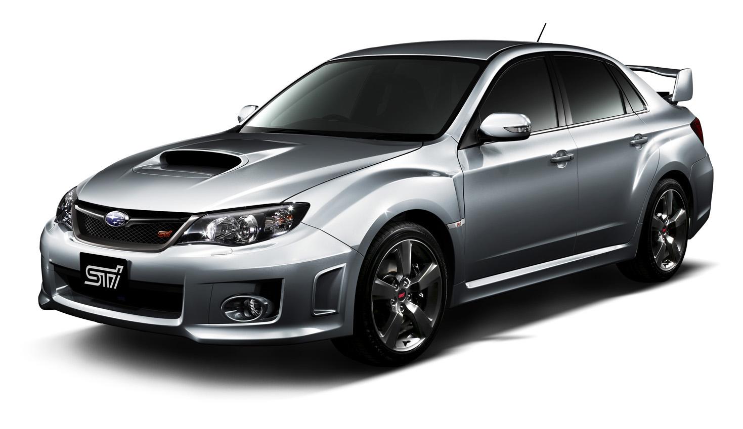 2011 Subaru Impreza Wrx Sti Automatic Photos Caradvice