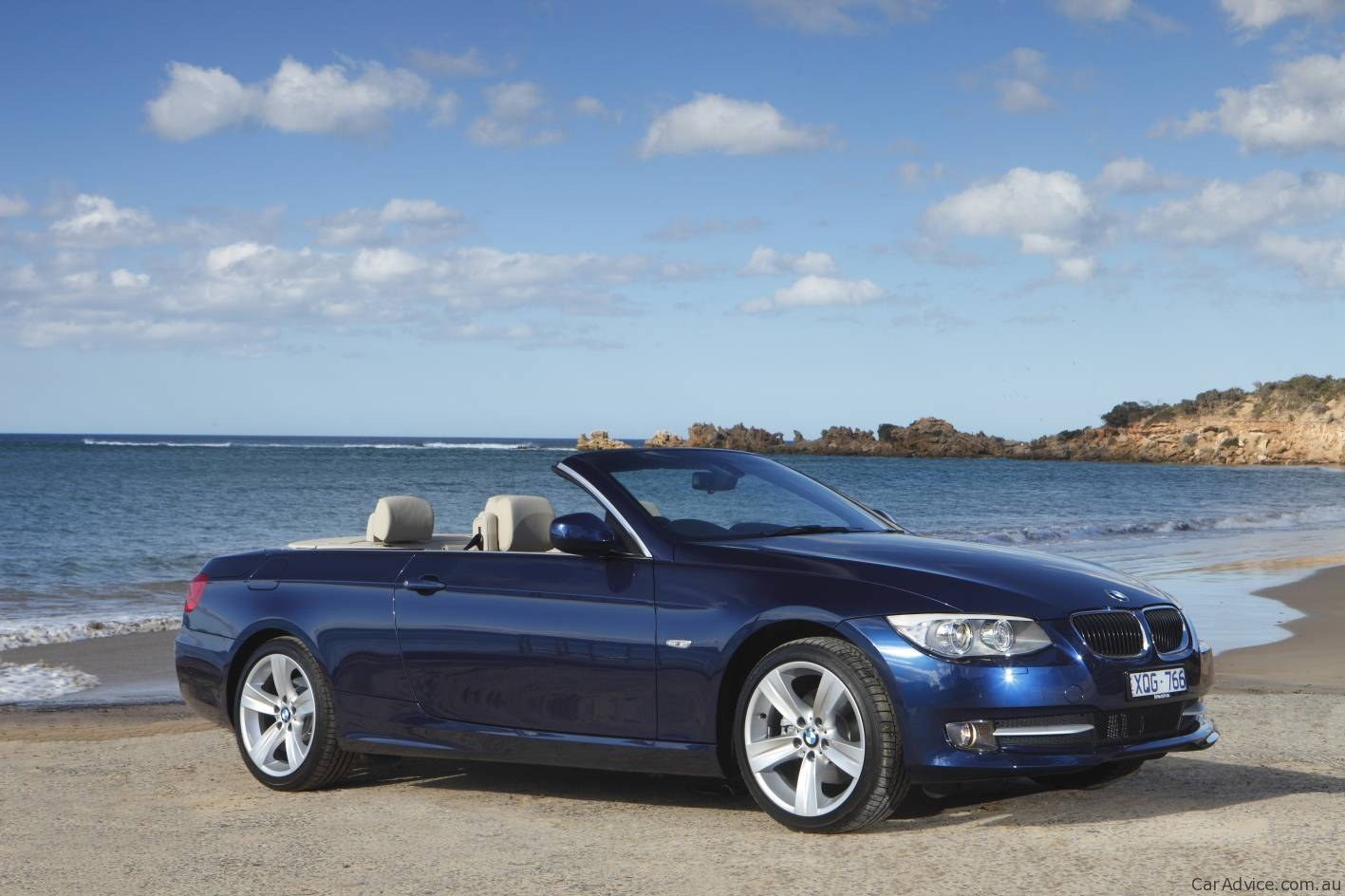 Bmw 335i Convertible >> BMW 3 Series Coupe & Convertible Review - photos | CarAdvice