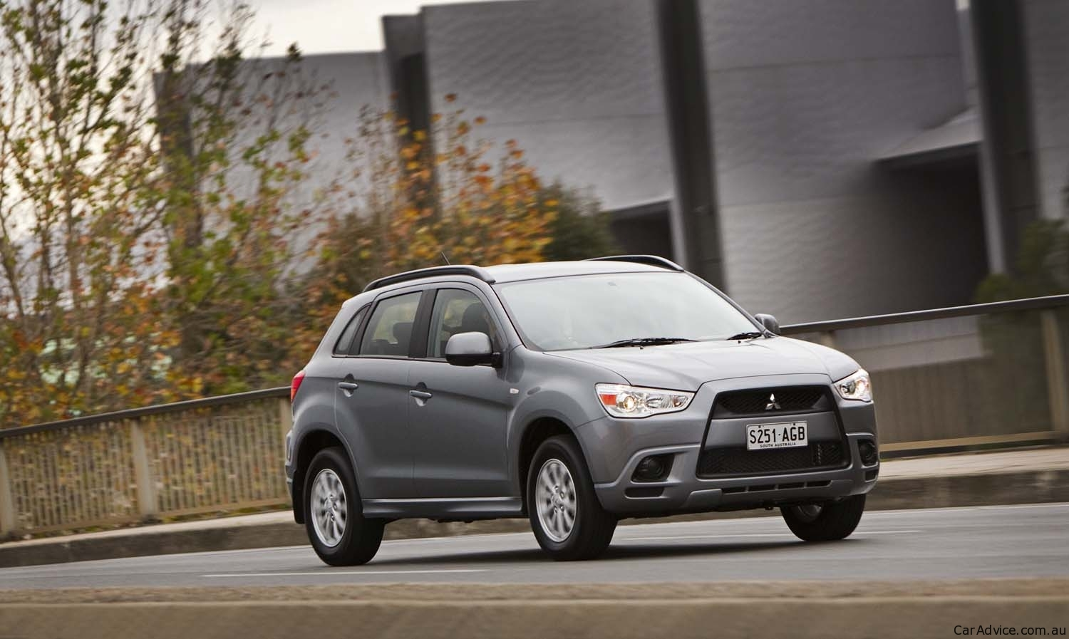 2015 Mitsubishi Eclipse >> 2010 Mitsubishi ASX 2WD awarded 5-star ANCAP safety rating ...